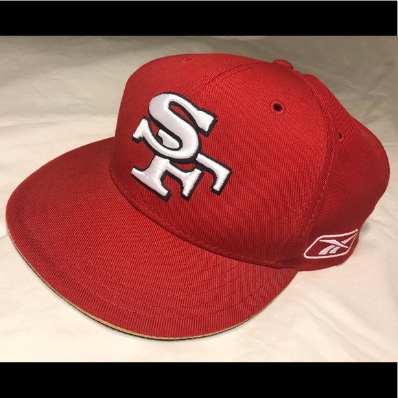 942479ba Accessories | San Francisco Sf 49ers Fitted Hat | Poshmark